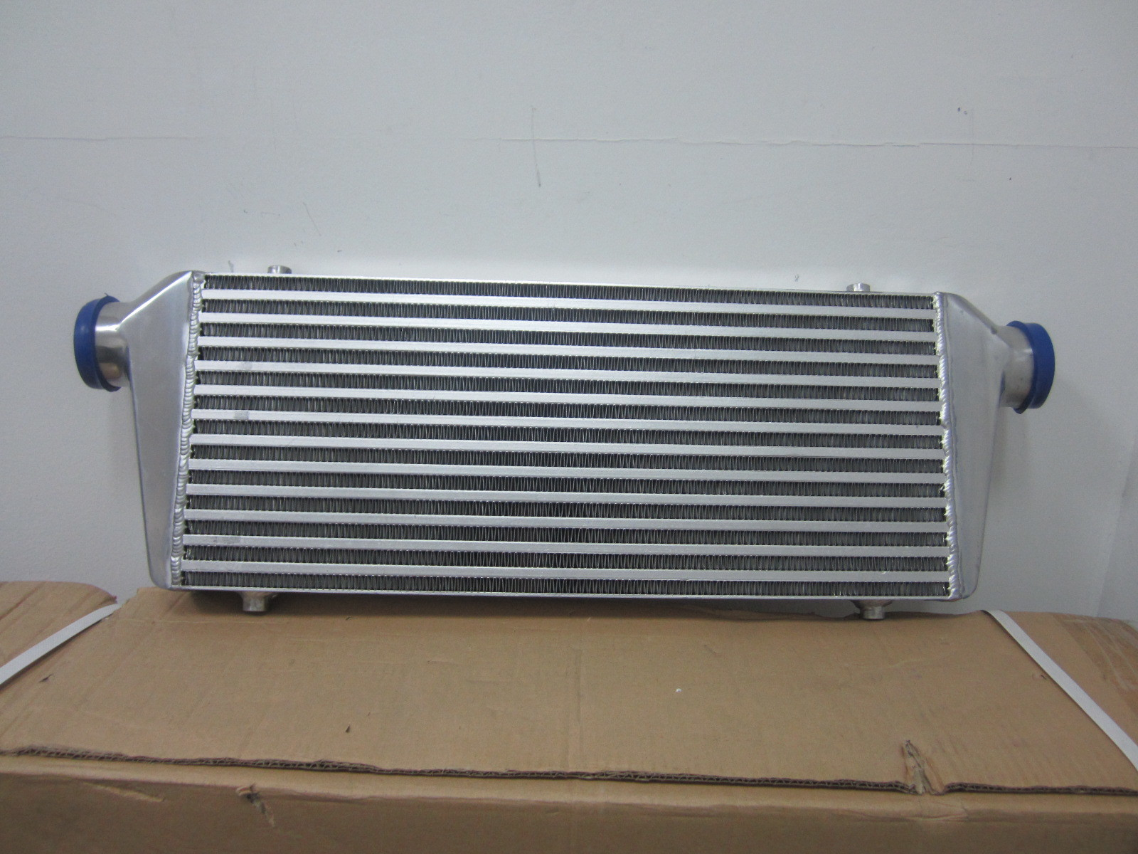 Custom Universal Heat Exchanger Intercooler Extruded Aluminum Bar And Plate