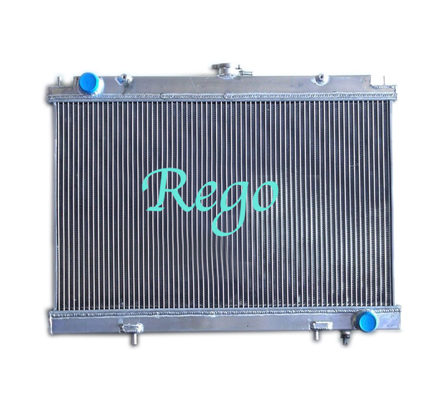 NISSAN MAXIMA 3.0 V6 94-89 AT Racing car Aluminum ATV Radiator